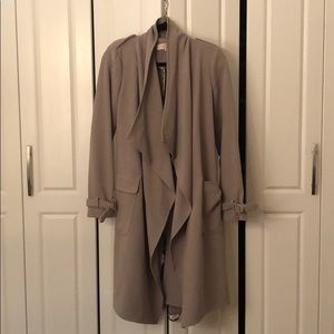 Eliza J Belted Trench